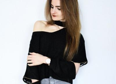 CASUAL CHOKER SWEATER | GAMISS
