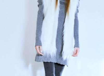 FUR VEST + NAIL POLISHES | GAMISS