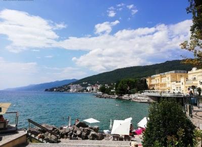 Trzy dni - trzy miasta, czyli w podróży po Chorwacji.