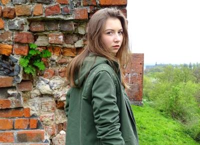 #28 Khaki jacket - Victoriadoublefour
