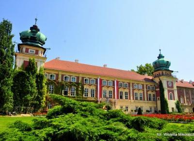Zamek w Łańcucie - mały Wersal? | Traviollini. Podróże i lifestyle.
