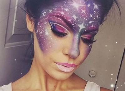 Niesamowite makijaże