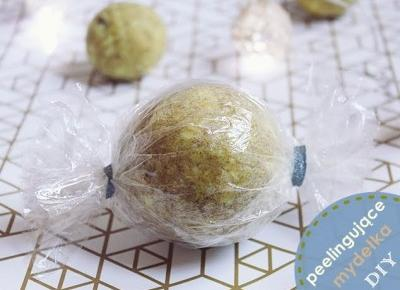 ważkowa: Peelingujące mydełka