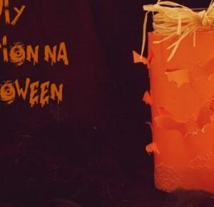 Ważkowa : Lampion na Halloween
