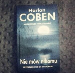 Ważkowa : Recenzja książki Harlana Cobena ,, Nie mów nikomu''
