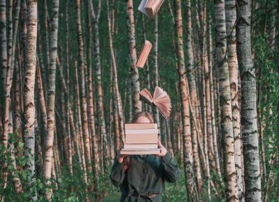 Lewitujące Książki, Czyli Jak Lewitować Przedmioty na Zdjęciach | Walk With Photography