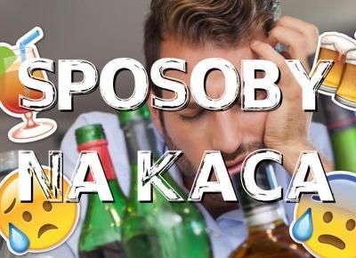 6 sposobów na KACA - [SPRAWDZONE METODY] - Warszawski Barman