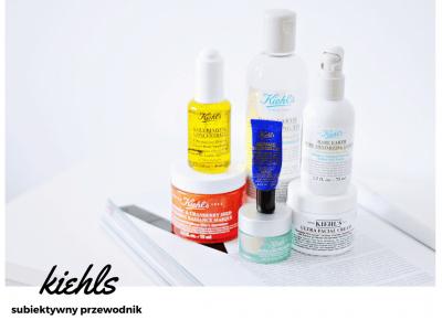 SUBIEKTYWNY PRZEWODNIK KIEHL'S / 10 przetestowanych przeze mnie produktów  - wee mini / blog kosmetyczny / blog o urodzie