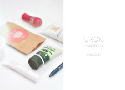 INSPIRED BY U.R.O.K EDYCJA XV / Lipiec 2017 - wee mini / blog kosmetyczny / blog o urodzie
