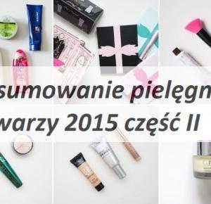 weemini.pl: Podsumowanie pielęgnacji twarzy w 2015 II