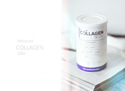 PremiumCollagen5000 / moja opinia - wee mini / blog kosmetyczny / blog o urodzie