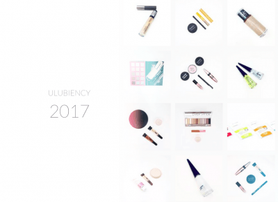 KOSMETYCZNI ULUBIEŃCY ROKU / HITY 2017 - wee mini / blog kosmetyczny / blog o urodzie