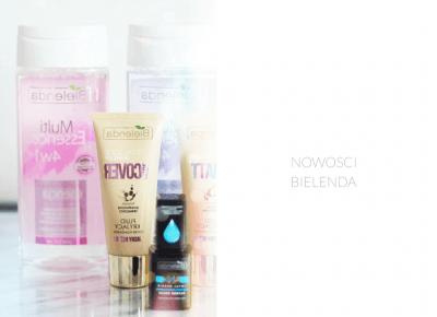 NOWOŚCI / BIELENDA - wee mini / blog kosmetyczny / blog o urodzie