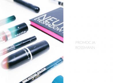 NIE POLECAM / Anty lista zakupów promocja rossmann -49% / - 55% - wee mini / blog kosmetyczny / blog o urodzie