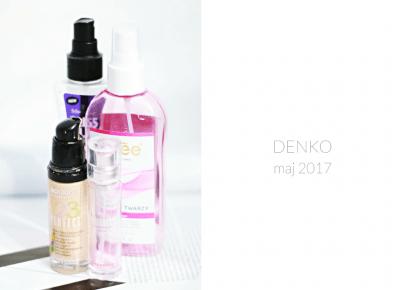 ZUŻYCIA Maj 2017 / DENKO / MINI RECENZJE - wee mini / blog kosmetyczny / blog o urodzie