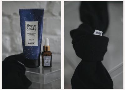 Kosmetyki do włosów ANWEN / haul — wee•mini