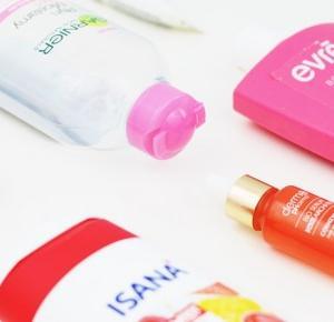 Denko / Zużycia Maj 2016  - wee mini / blog kosmetyczny / blog o urodzie