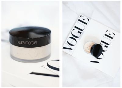 Laura Mercier Translucent Loose Setting Powder / recnezja / moja opinia - wee mini / blog kosmetyczny / blog o urodzie