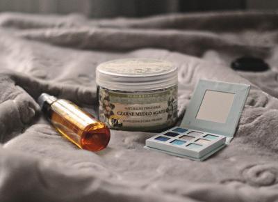 Czarne Światło: Jak wykorzystuję nietrafione kosmetyki?