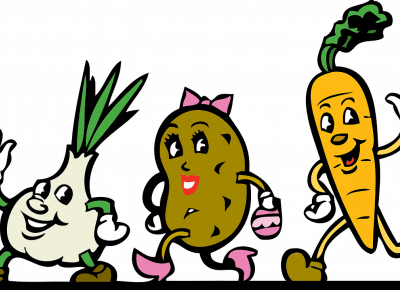 Teksty, które słyszą wegetarianie