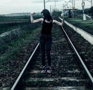 Veronica Stripes: Siłownia-czyli jak to u mnie było.