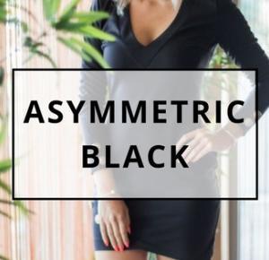 ASYMMETRIC BLACK – Świat wybiegiem