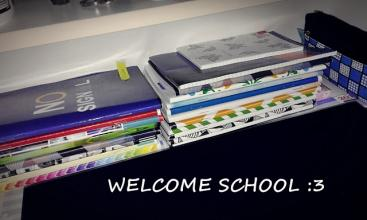 Weronika Blanka LifeStyle : WELCOME SCHOOL !