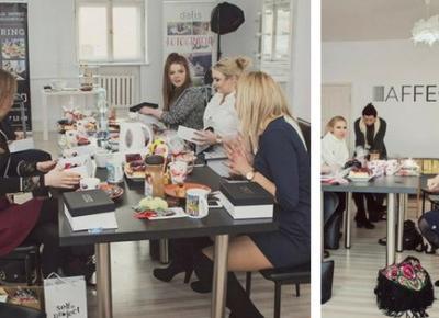 Moje pierwsze spotkanie blogerek | Świat Wybiegiem