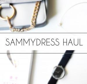 mini HAUL || Sammydress - mermaido