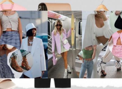 6 tanich i modnych stylizacji na tegoroczne lato 2020!