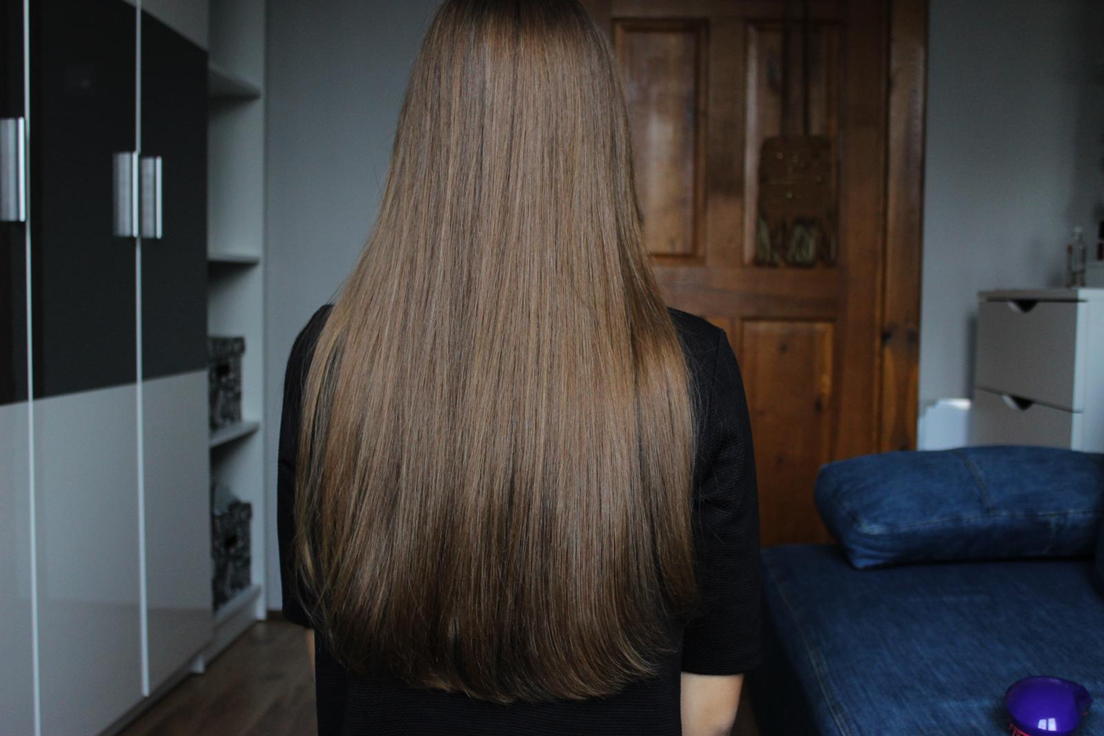 Szatynowe kosmyki: Niedziela dla włosów #1 - nafta