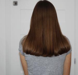 Szatynowe kosmyki: dlaczego mam takie krótkie włosy? czego używam?