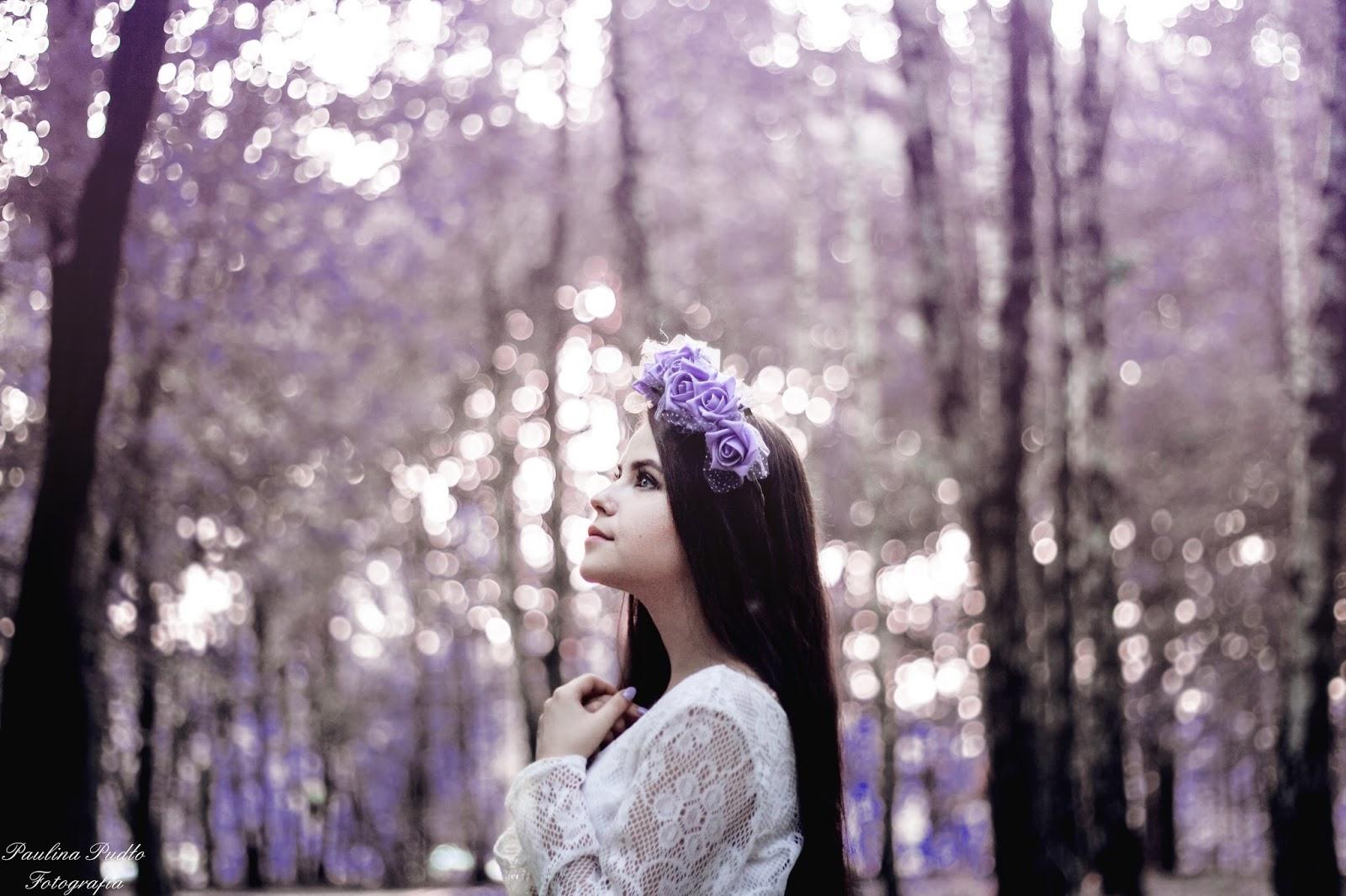 Violet Magic        |         Lovett Lov