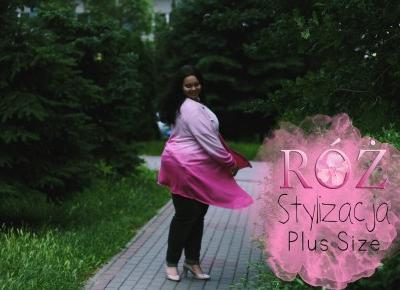 Klucz to róż | PLUS SIZE - FotoHart