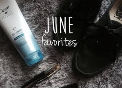june favorites - whole carole