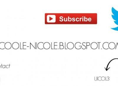ZAŁOŻYŁAM KANAŁ NA YT? | Nicoole-Nicolee