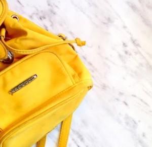 niepospieszny. : backpack