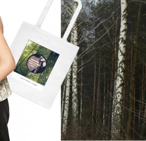 niepospieszny. : in the woods