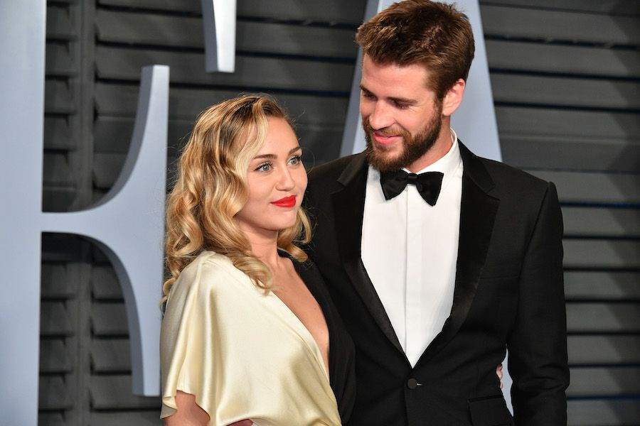 Miley Cyrus i Liam Hemsworth rozstali się!