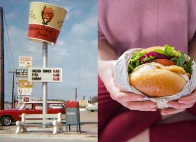 Wegańskie burgery w KFC