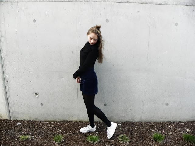 Wikczinka Fashion: dark elegance