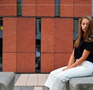 Wikczinka Fashion: WHITE CULOTTES