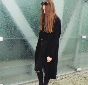 Wikczinka Fashion: BLACK DREAMS