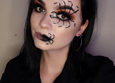 "Wiktoria Jurkowska on Instagram: ""Spiderwoman 🕸🕷 Inspo: @beautyvtricks ❤ (follow @w.jurkowska_mup for more)   Products: •Face: @ingrid.cosmetics moisturizing and…"""