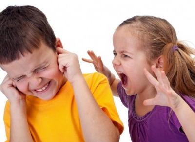 Co zrobić kiedy denerwuje cię rodzeństwo?