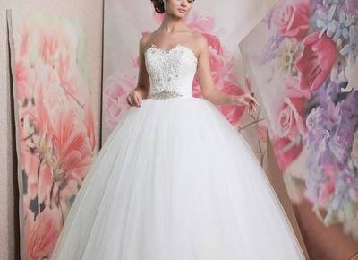 Z trenem, czy bez ? Najpiękniejsze suknie ślubne