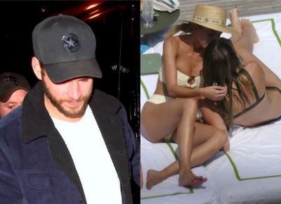 Liam Hemsworth zobaczył zdjęcia Miley z kochanką! - Jaka była jego reakcja ?