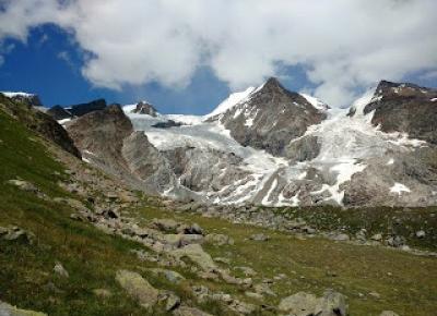 W podróży do chmur : Alpejska wyprawa - dzień 6. Schronisko Ayas - Aosta