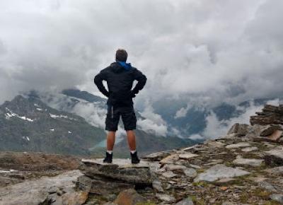 W podróży do chmur : Alpejska Wyprawa na Masyw Monte Rosa 2017 - Dzień 2. Staffal - Rifugio Città di Mantova