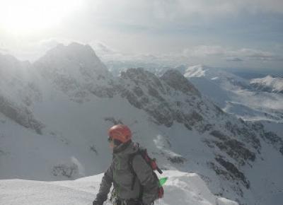 W podróży do chmur : Górskie Kursy